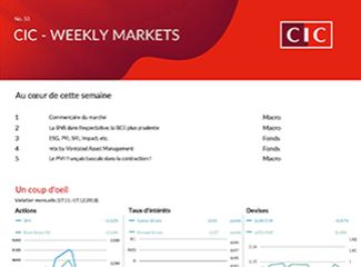 CIC Weekly Markets
