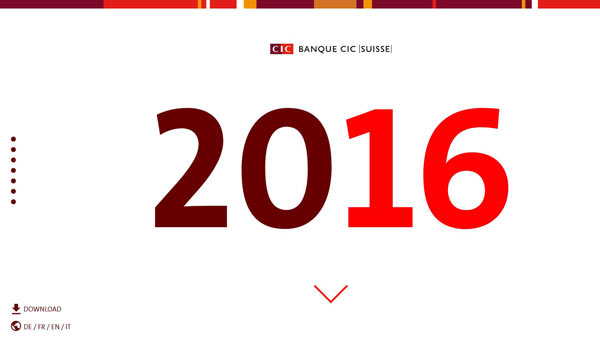 Highlight April annual report 2016